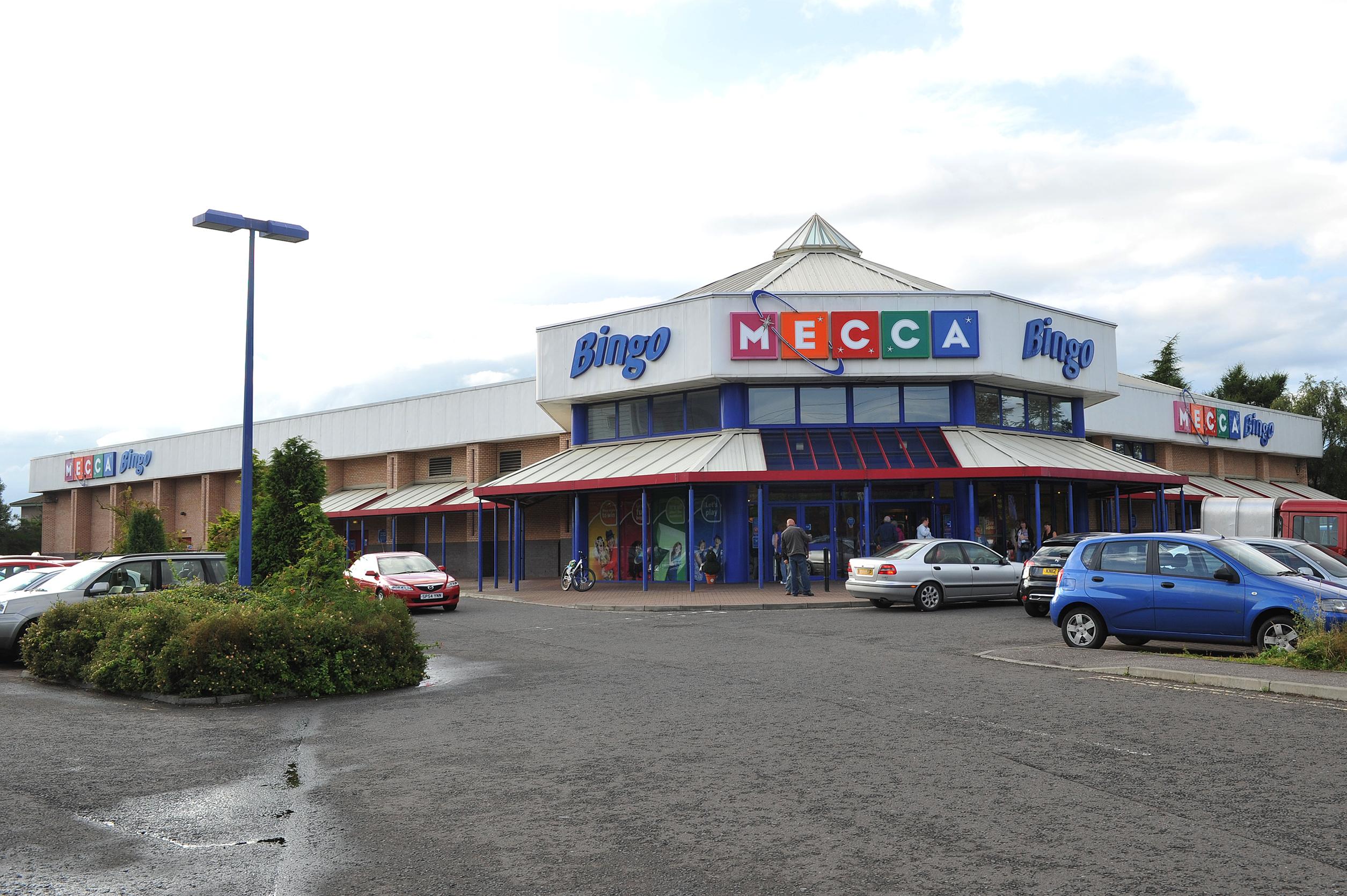 Mecca Bingo in Douglasfield, Dundee