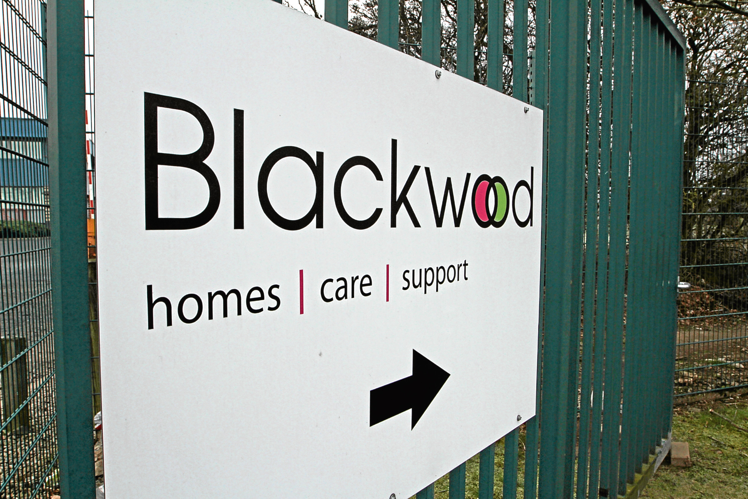 Blackwood Care Services on Jack Martin Way, Dundee