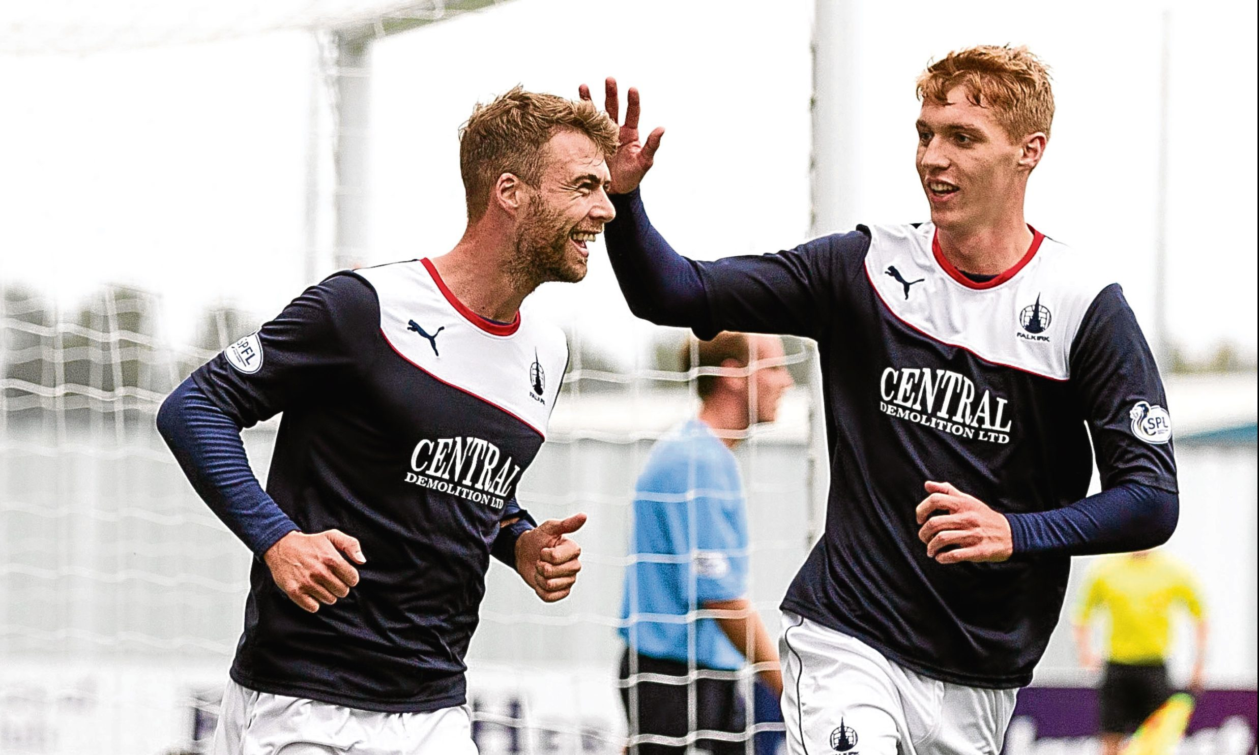 Rory Loy has rejoined Falkirk after a frustrating spell at Dundee