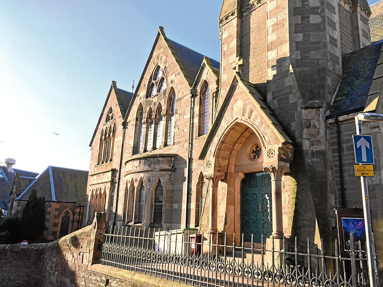 Gate Church in Dundee.