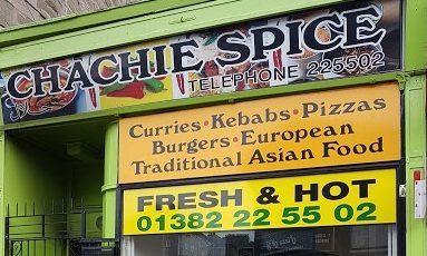 Chachie Spice in Hilltown