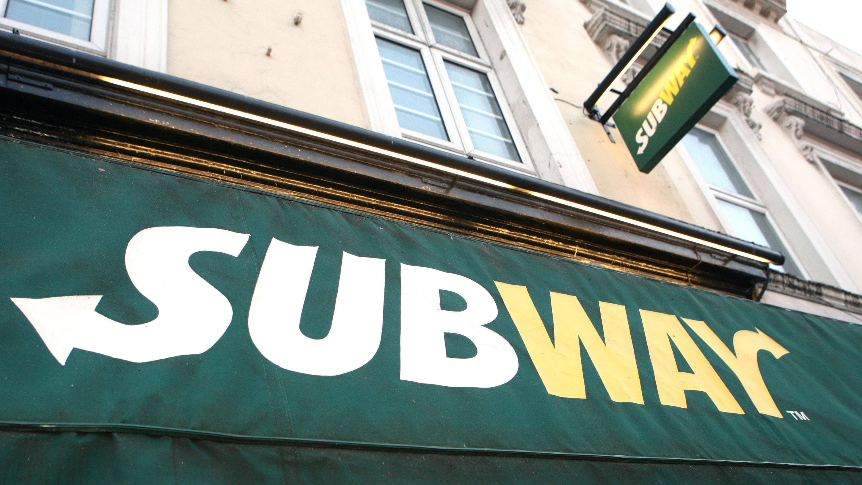 The sandwich chain has grown to 44,000 stores in 112 countries.