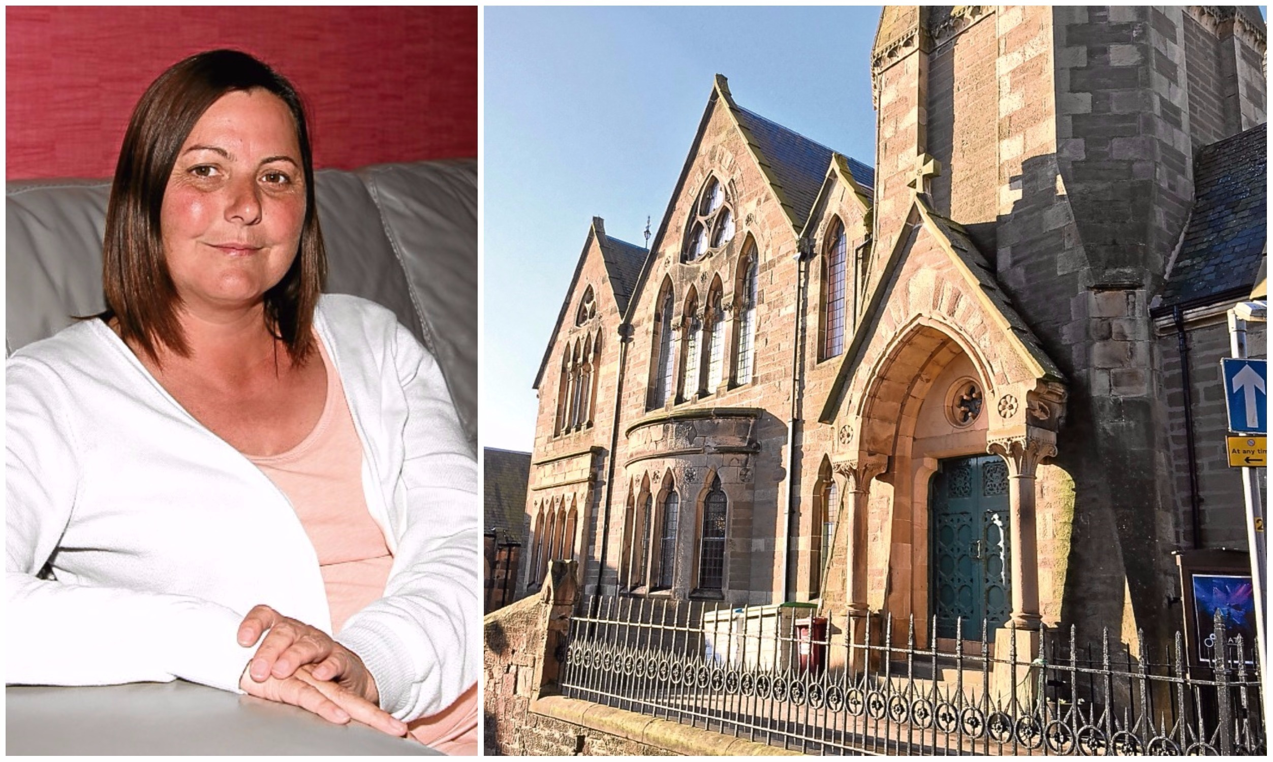 Former heroin addict Jacqui Reid has set up a drop in cafe project for addicts, mental health sufferers and their families.