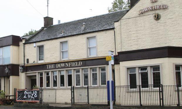 The Downfield, aka Doc Stewarts, on Strathmartine Road