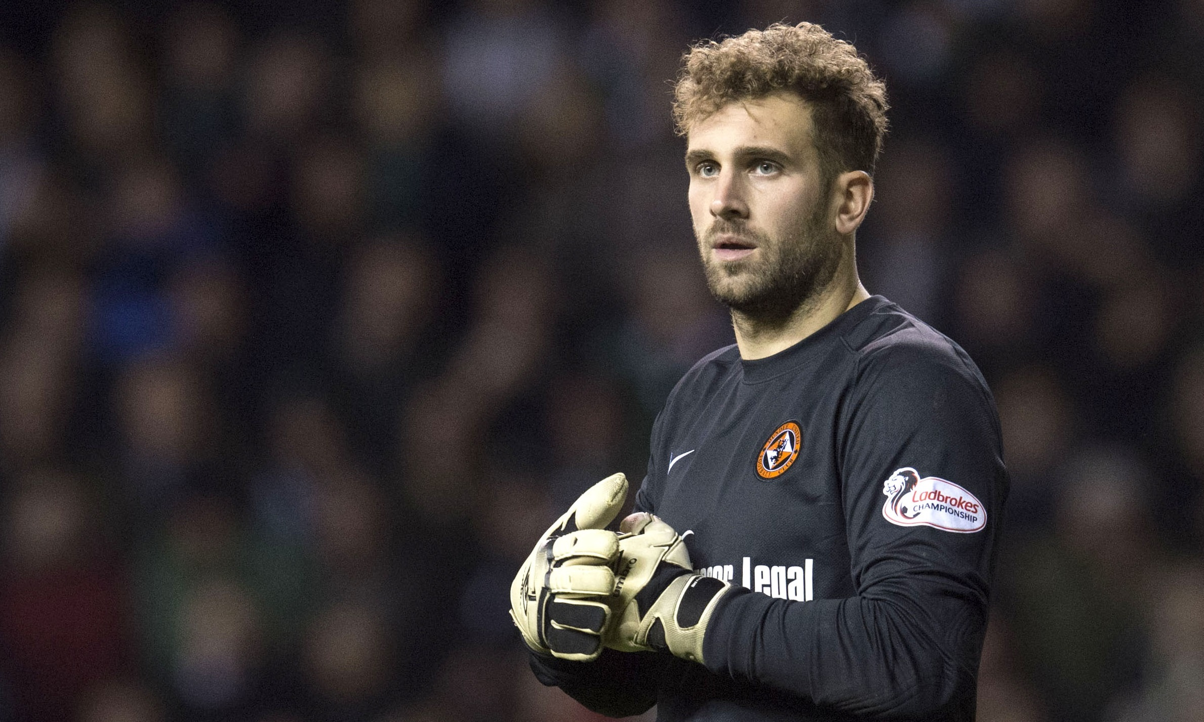 Cammy Bell can leave Dundee United, but only if money is offered for his services.