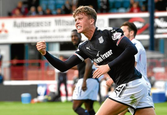 Jack Hendry has moved to Celtic after a short stint at Dundee