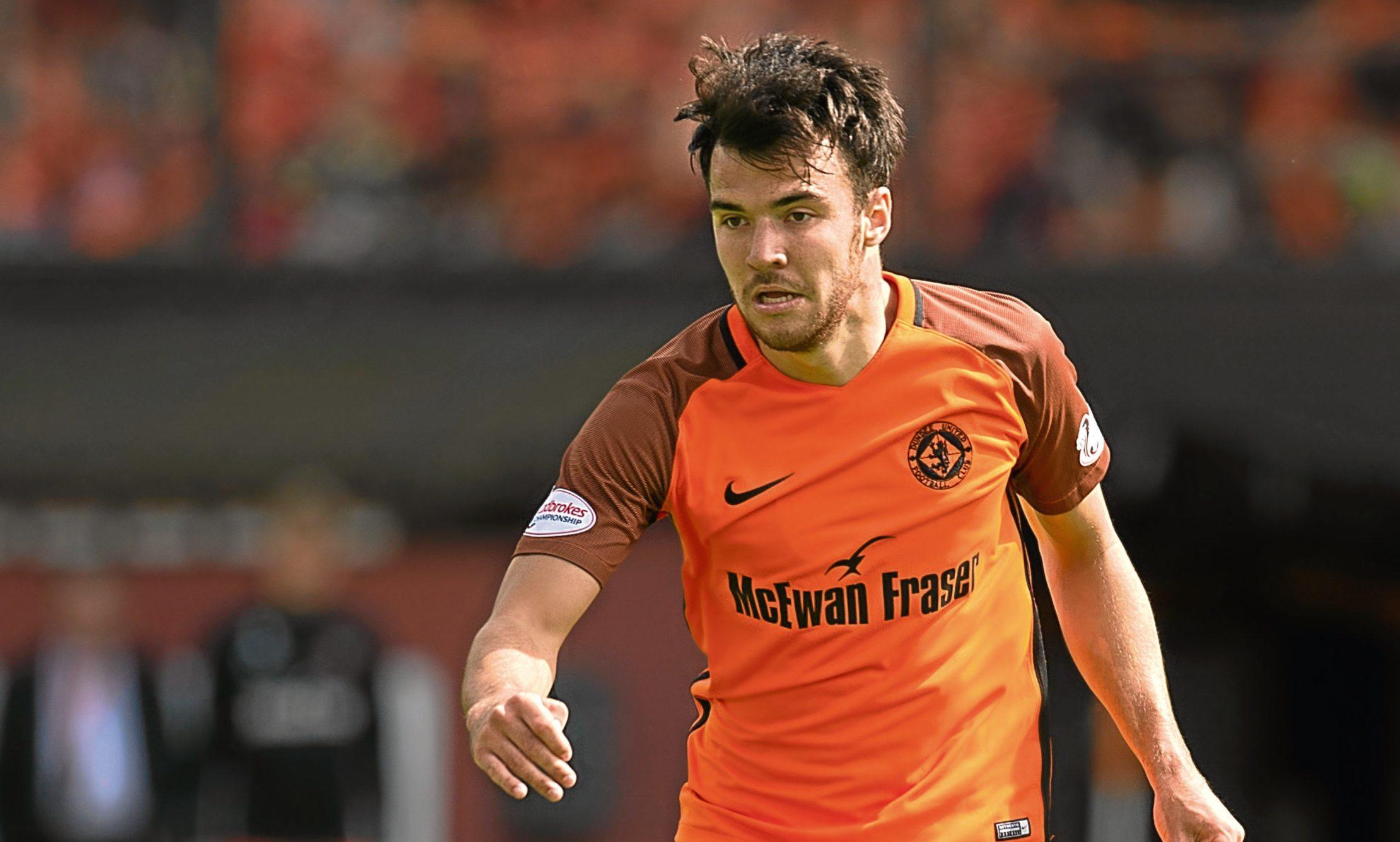 Scott Fraser could make a return for Dundee United.