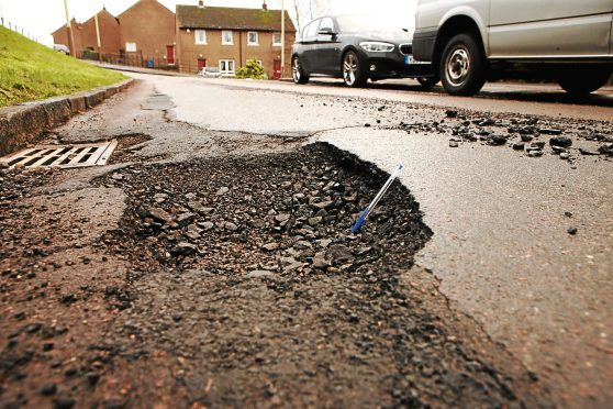 Repairing road defects — such as potholes — could become easier for people using the new Community Infrastructure Fund.