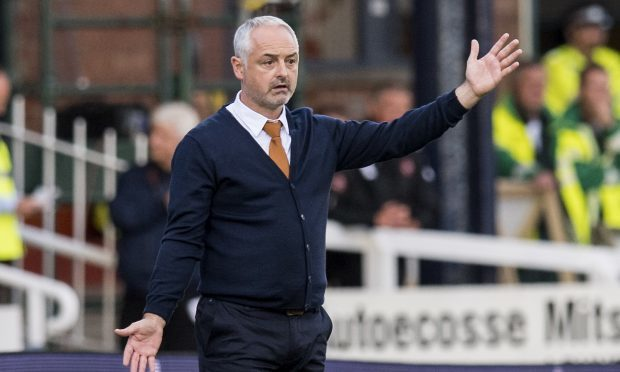 Ray McKinnon says he can take positives from Wednesday's Dundee derby defeat.