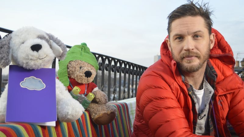 Hardy has been an unlikely sensation on CBeebies, with some mums confessing to watching the story while their children were asleep.