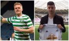 Denny Johnstone and James Demetriou have been linked with a move to Dundee
