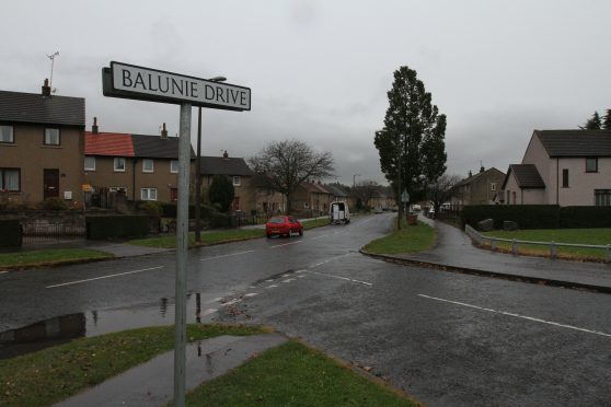 Balunie Drive (library picture)