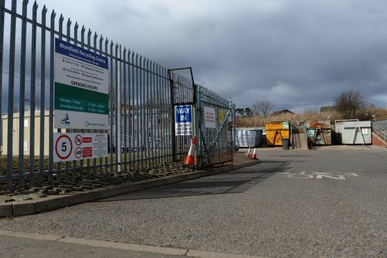 The Monifieth Recycling Centre