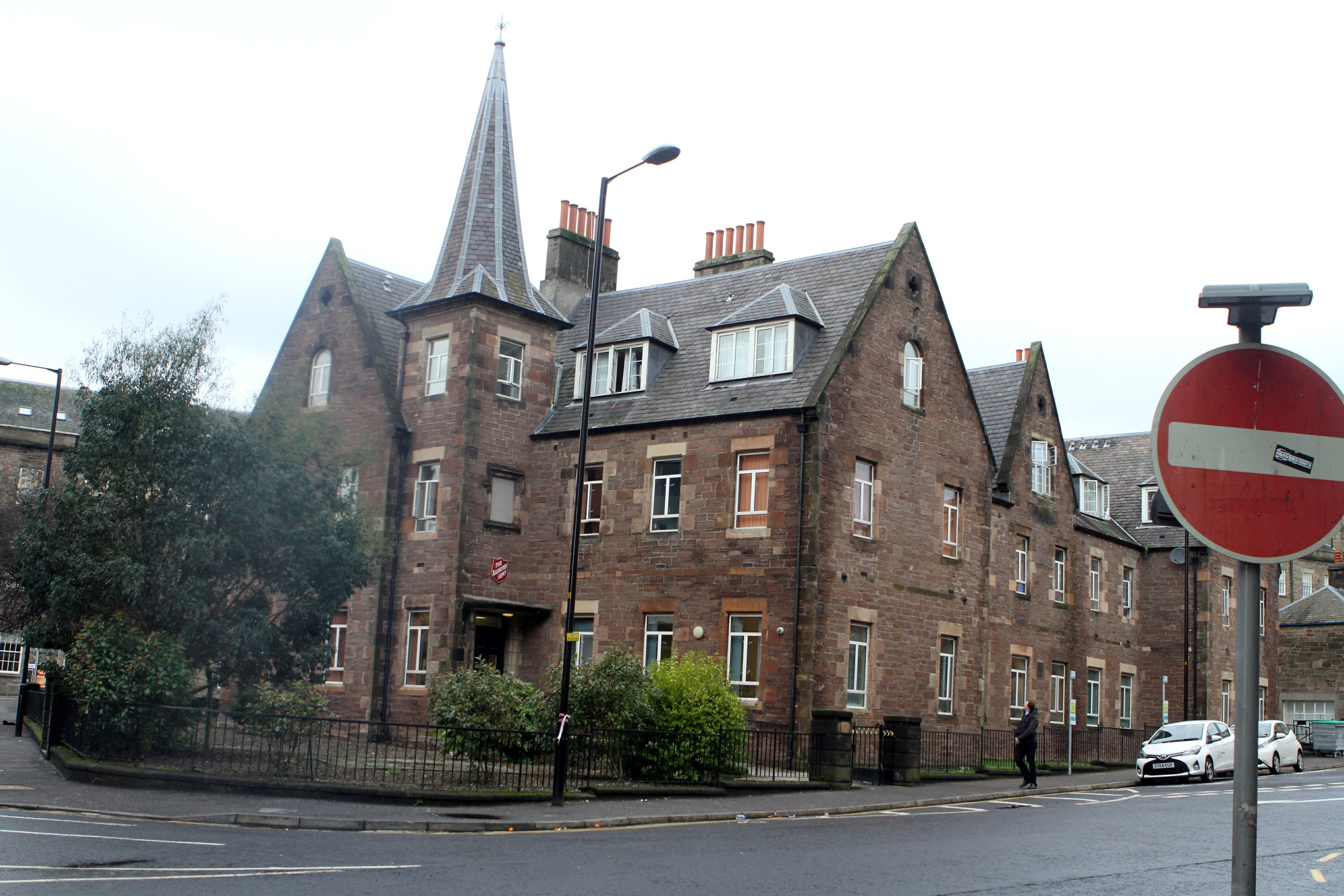 The Salvation Army Hostel on Ward Road