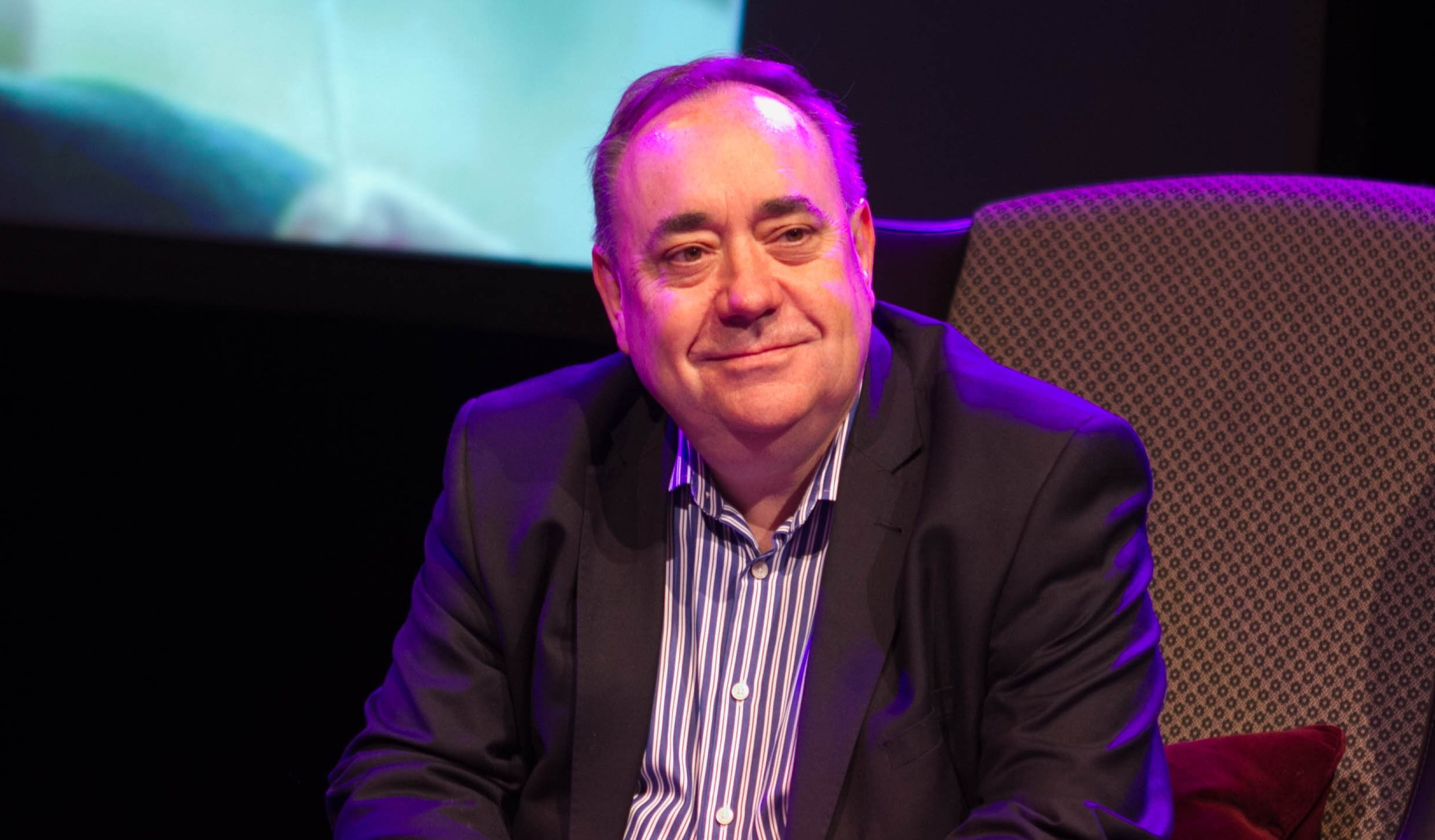 Alex Salmond will  take to the stage in Dundee.