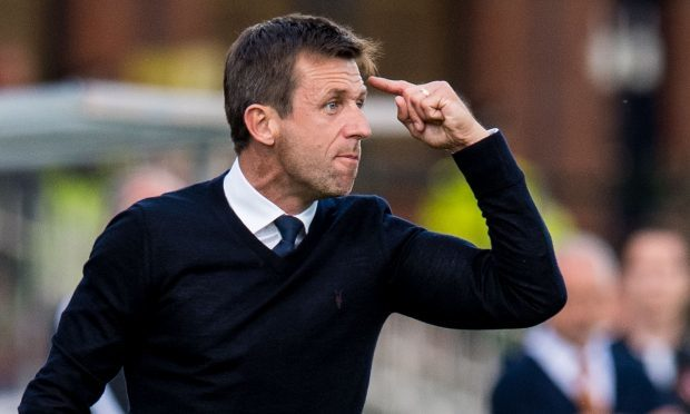 Dundee manager Neil McCann says his side are not going to Ibrox to make up the numbers.