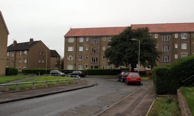 Aboyne Avenue (library image).