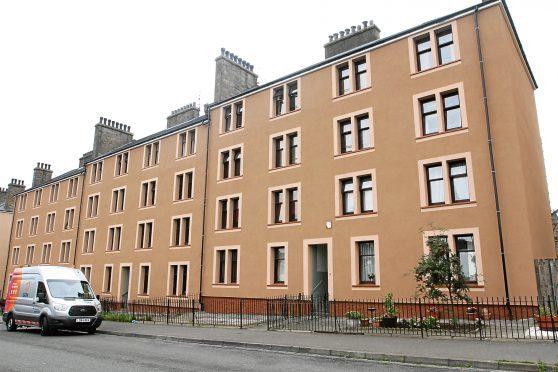 Fairbairn Street (library picture)