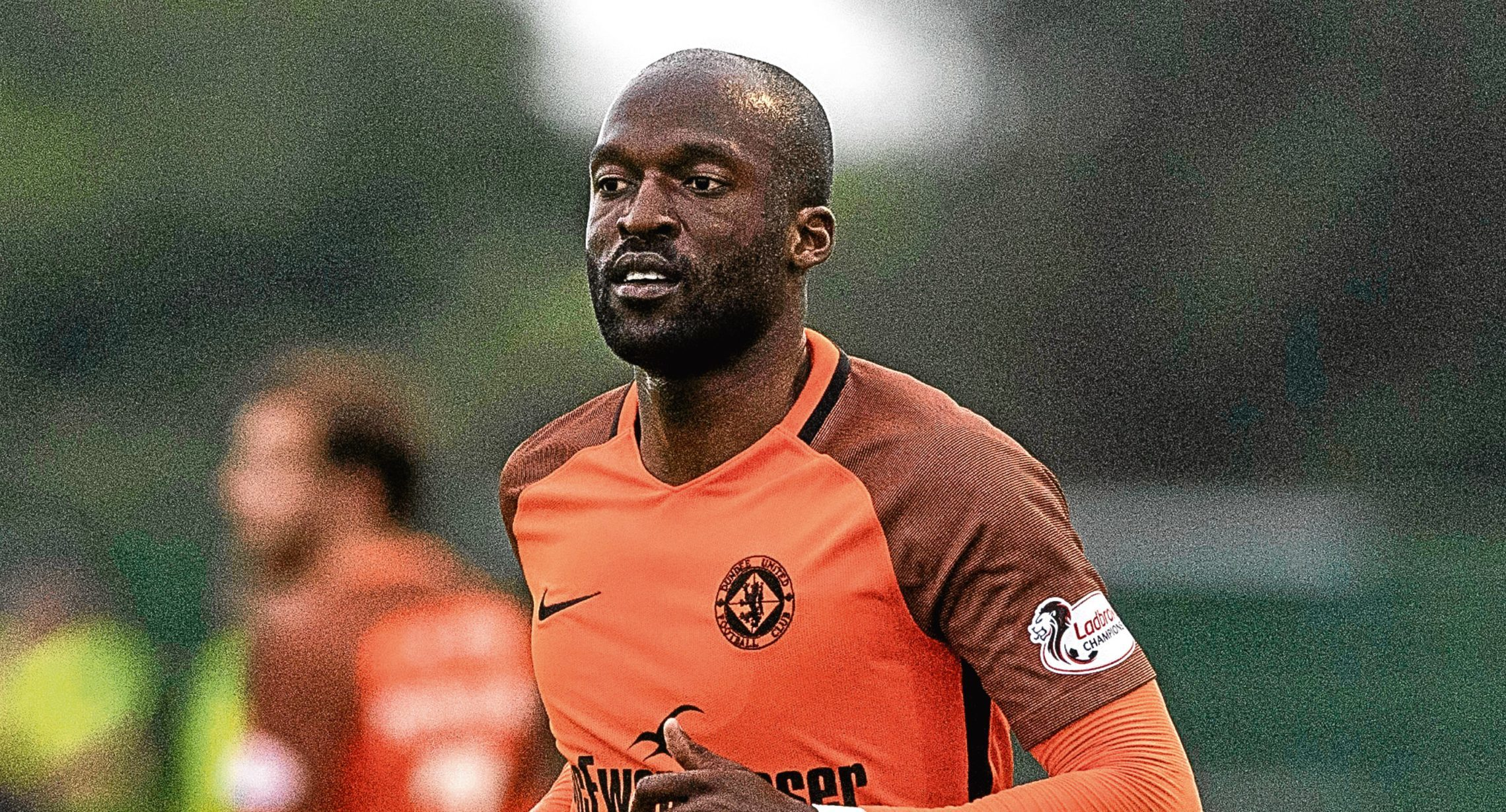 Patrick N'Koyi has left United