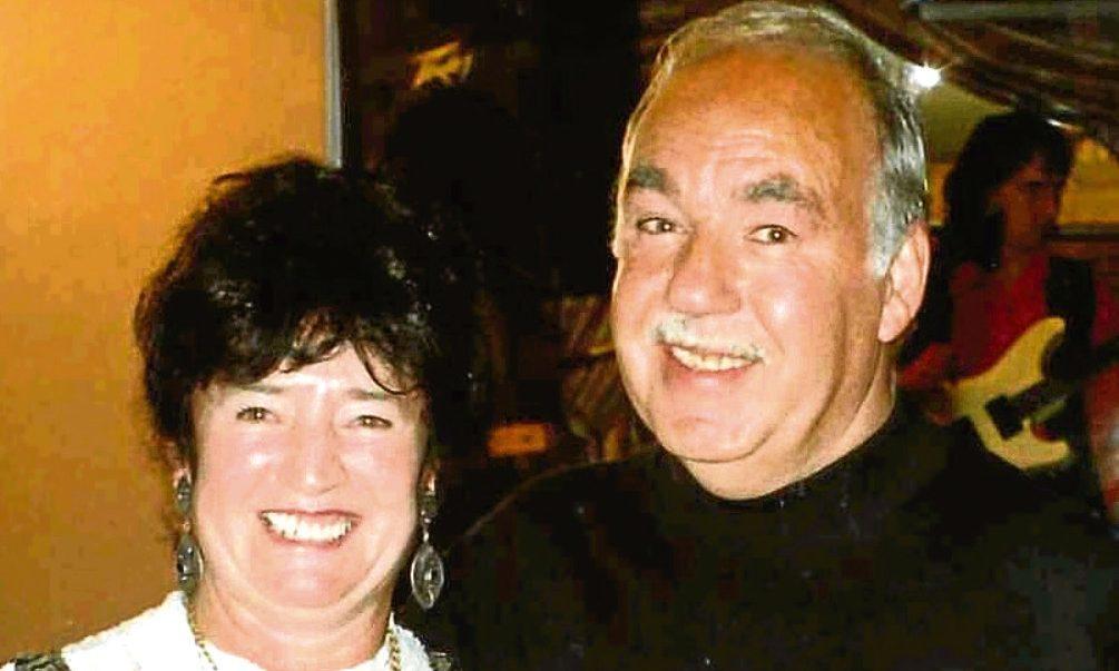 Kathleen and Jack Hogan