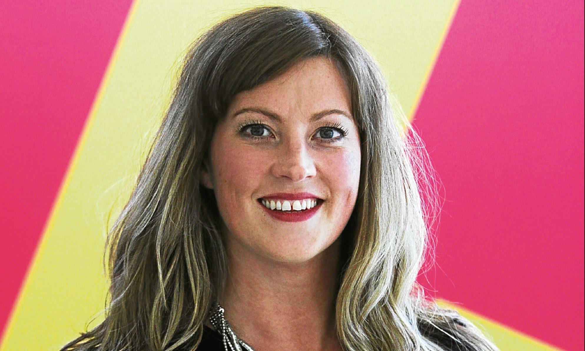 Rosie Ivins, Breakthrough's senior schools coordinator