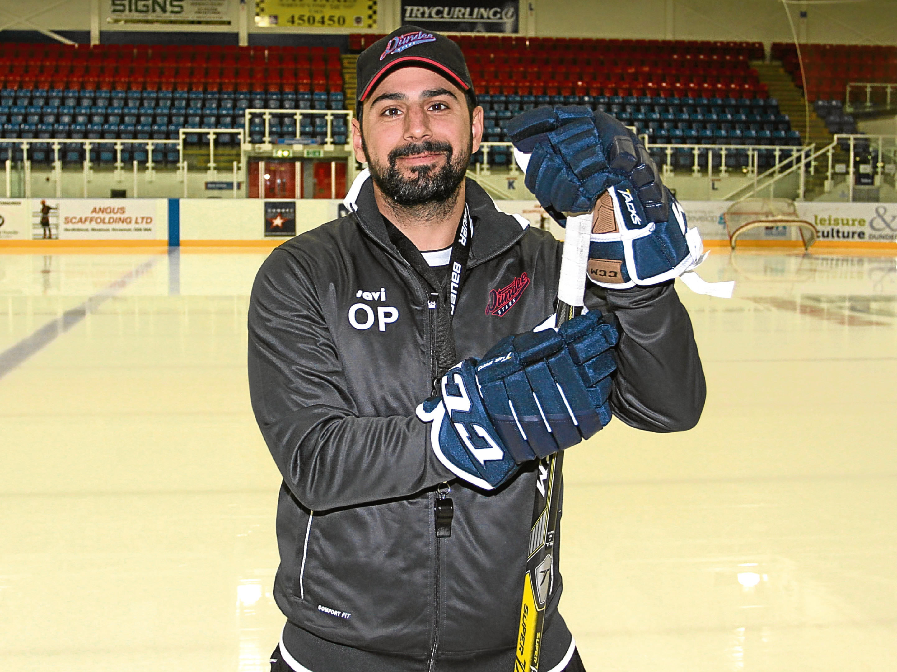 Omar Pacha has lifted the lid on his recruitment approach