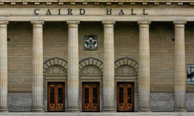 Caird Hall (stock image)