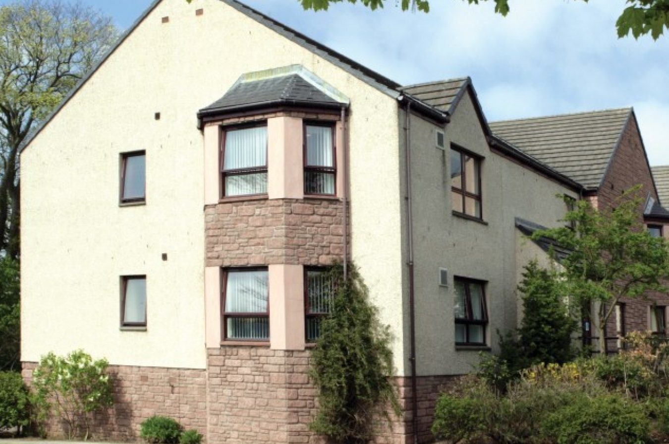 Balhousie Care's Antiquary House care home in Arbroath. (Library image).