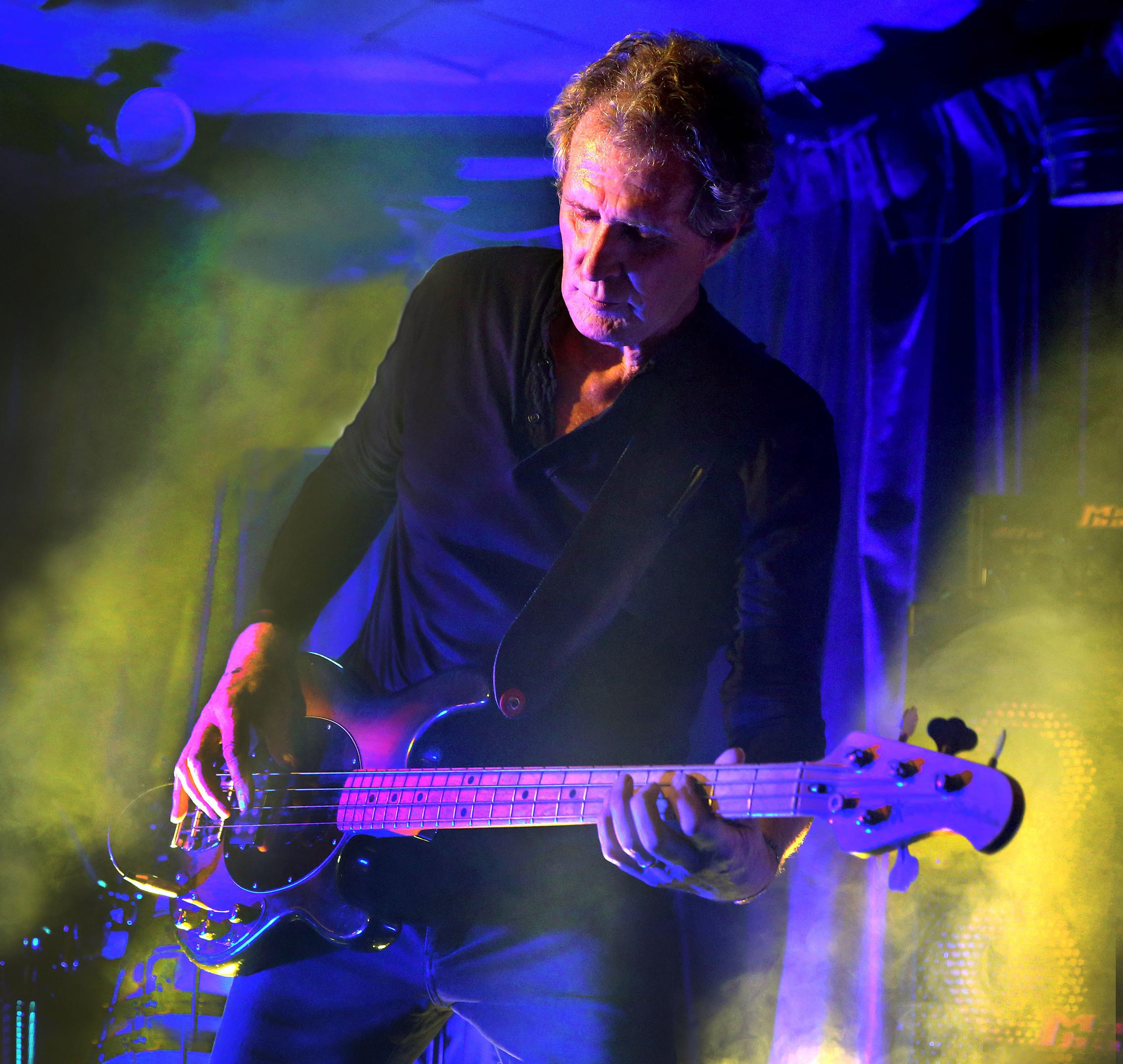 John Illsley will bring his band to Dundee