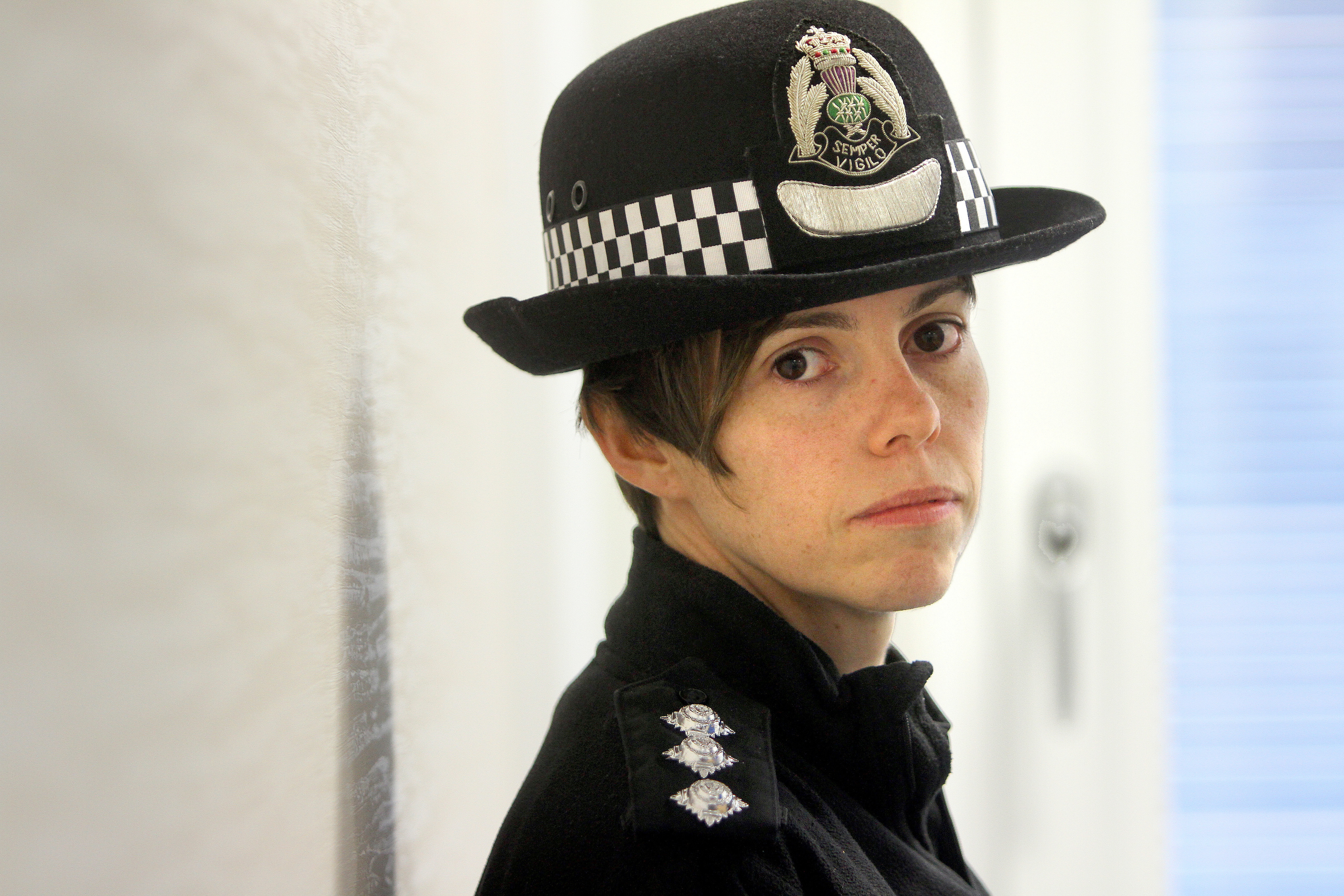 Chief Inspector Nicola Russell