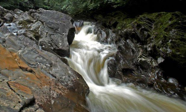 River Tilt near Blair Atholl (stock image)