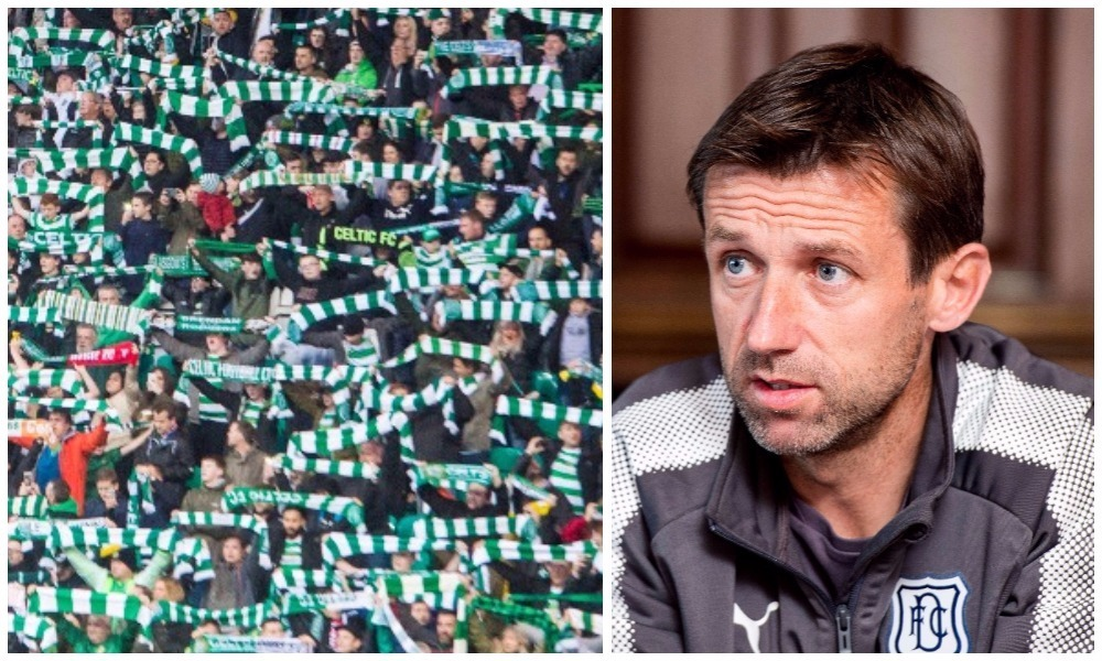 """Neil McCann expects a """"warm welcome"""" from Celtic fans"""
