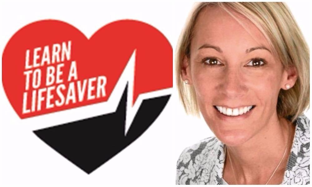 National programme manager for Save a Life Scotland, Lisa MacInnes.