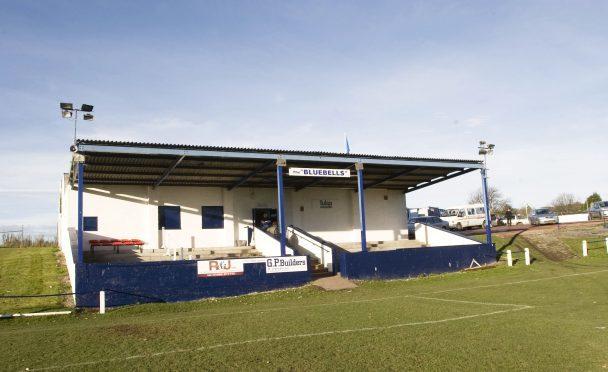 Lochee United's Thomson Park