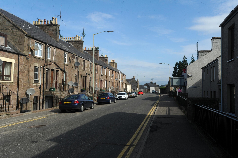 Dundee Loan, Forfar