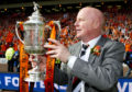This week marks 10th anniversary of Dundee United's Scottish Cup triumph