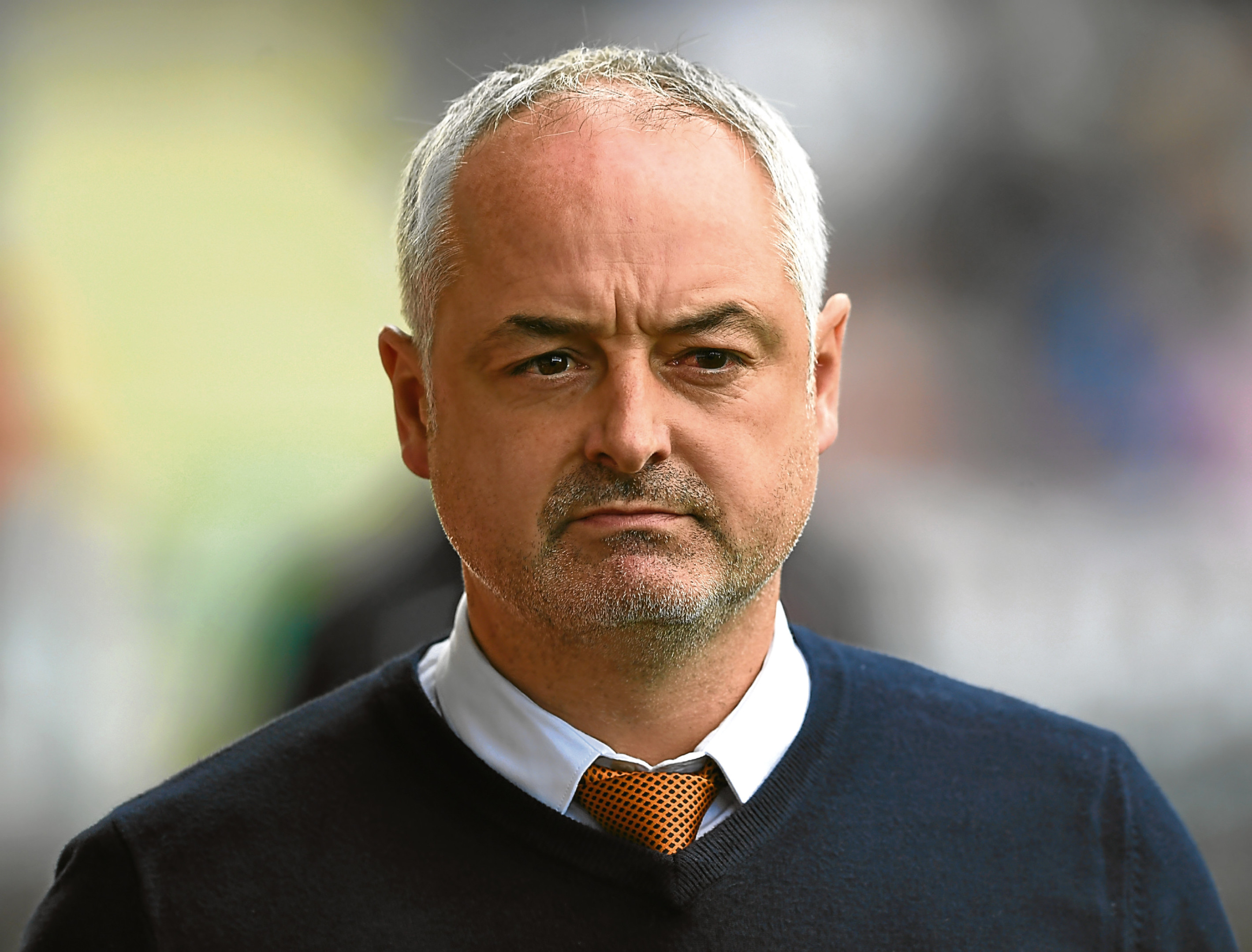 Dundee united boss Ray McKinnon