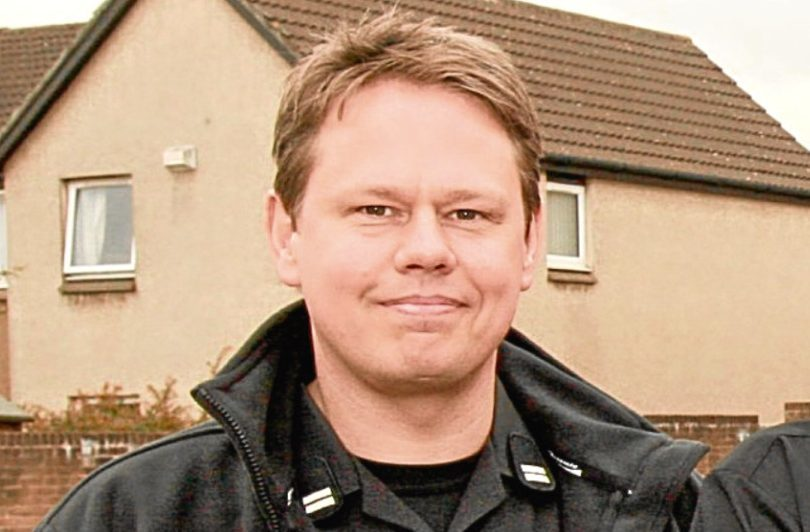 Charles Harkins, also known as Charlie, has got his job with the fire service back.