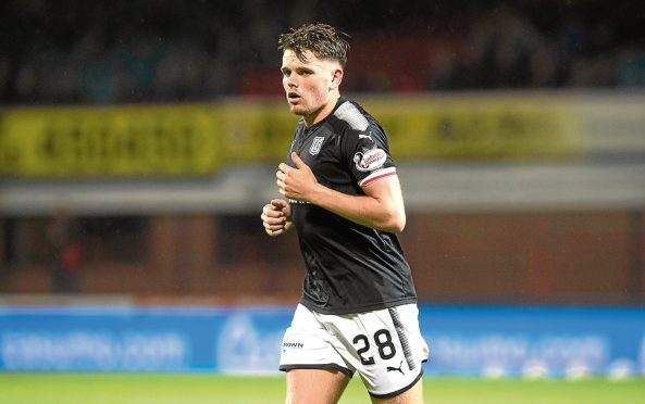 Lewis Spence is confident Dundee have what it takes to down unbeaten Celtic.