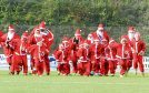 Santas on the charge ahead of November's event.​