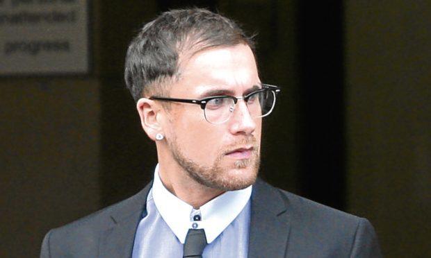 Ryan Devaney at Edinburgh High Court