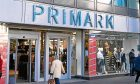 Primark in Dundee city centre