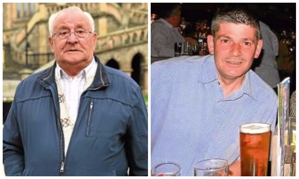 David Ramsay Snr has called for a dedicated mental health facility to serve Dundee following the death of his son David (right).