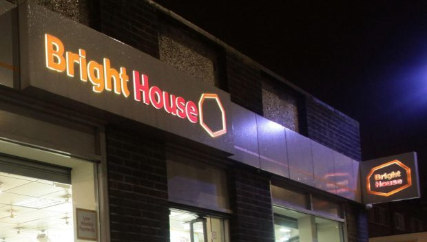 A BrightHouse store in London