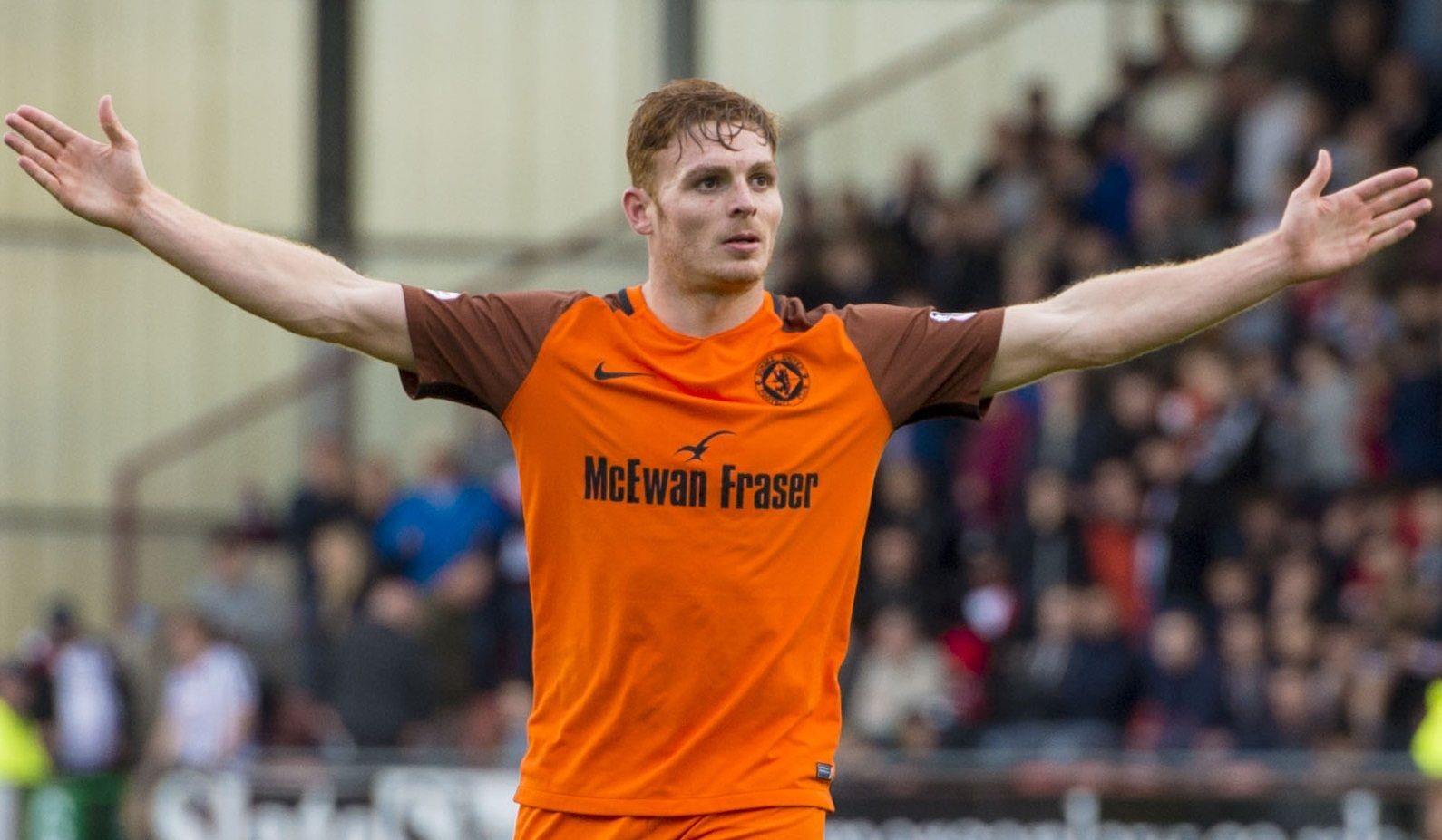 Fraser Fyvie will be Dundee United's skipper for the coming season