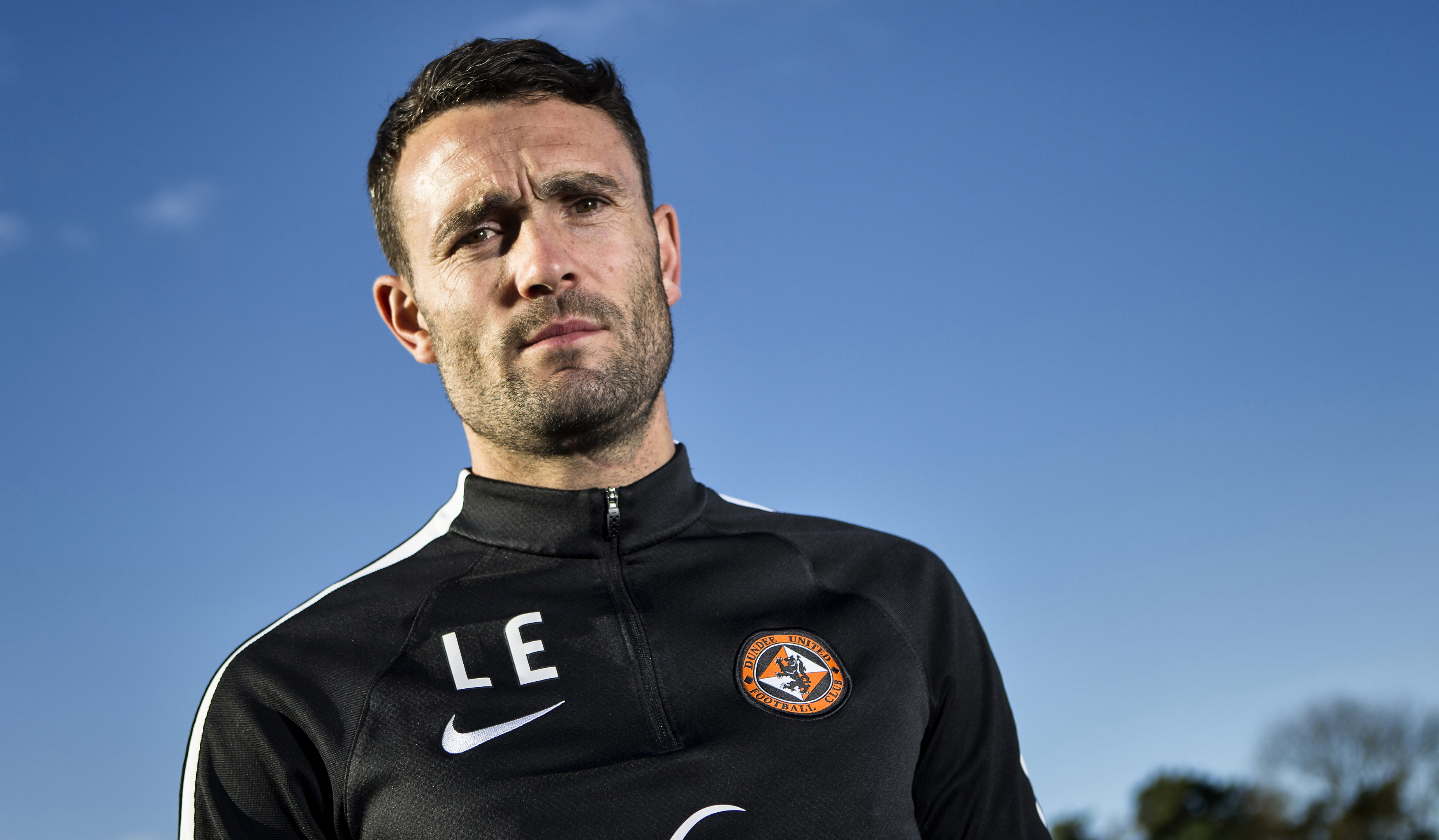 Laurie Ellis will take charge of United at Dumbarton