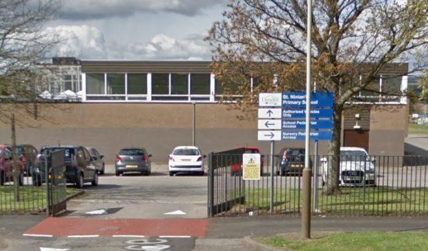 St Ninian's Primary School, Menzieshill