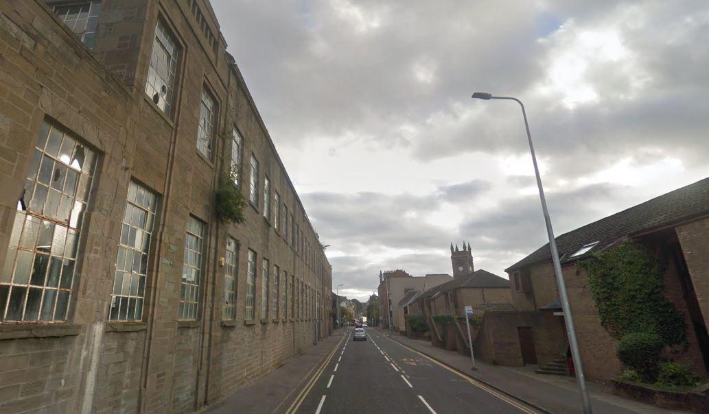 Victoria Street (stock image)