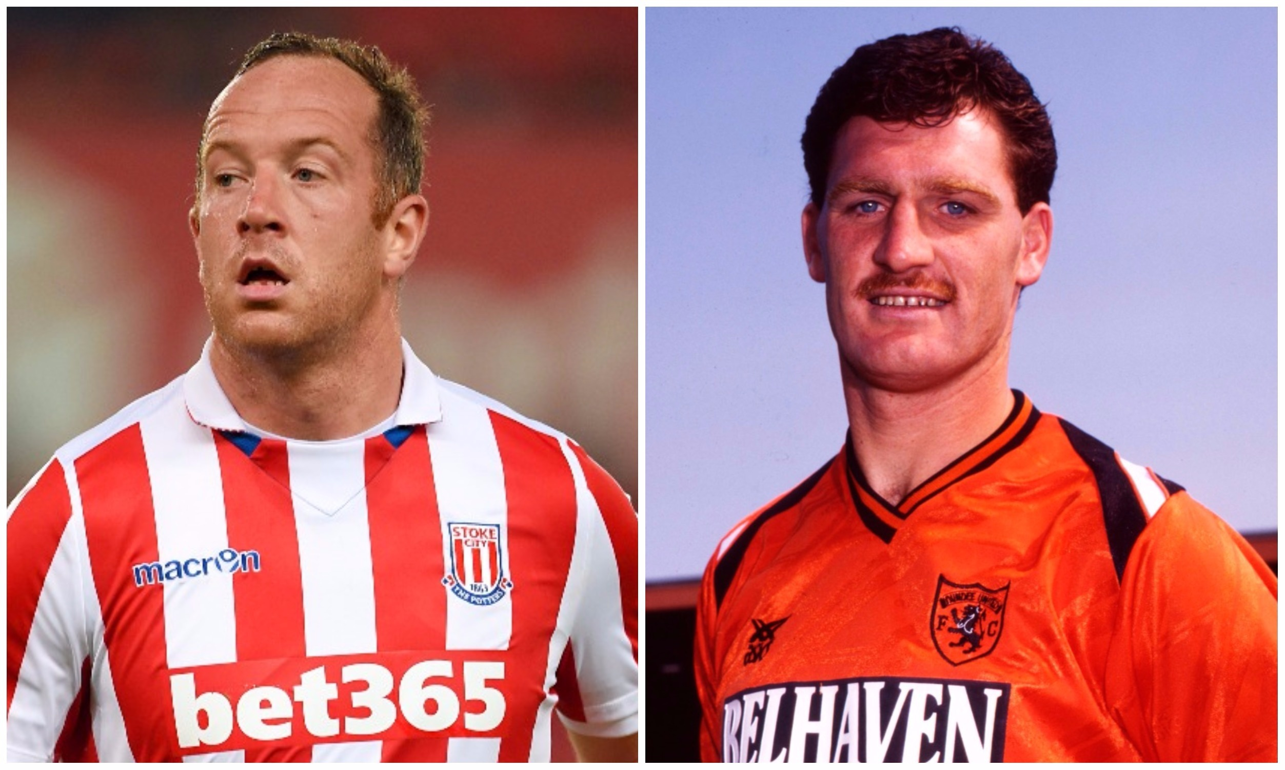 """Charlie Adam junior admitted he was in """"a bad way"""" after the death of dad Charlie."""