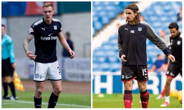 Spanish left-back Jon Aurtenetxe has yet to feature for Dundee but has been on the bench multiple times since his arrival in August due to Kevin Holt's good form.